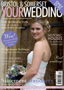 Your Bristol &amp; Somerset Your Wedding Magazine Cover
