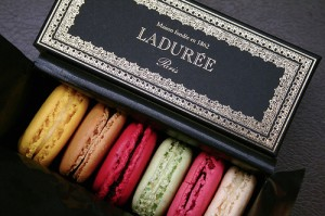 Laduree macarons Paris