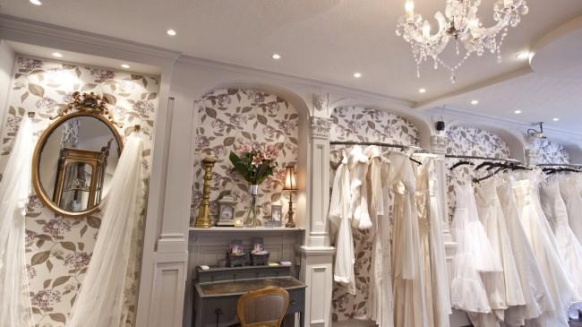 Vintage Wedding Dress Shop